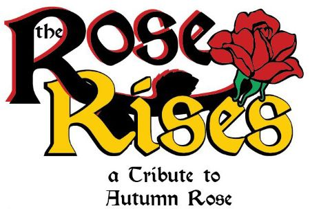 The Rose Rises logo - by Kendra